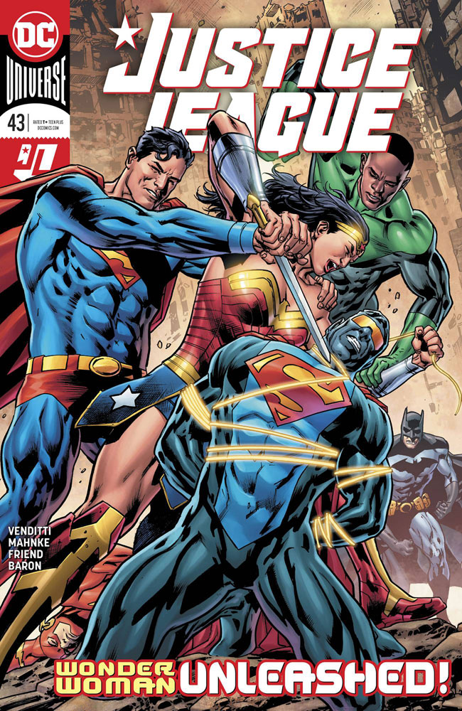 Image: Justice League #43  [2020] - DC Comics