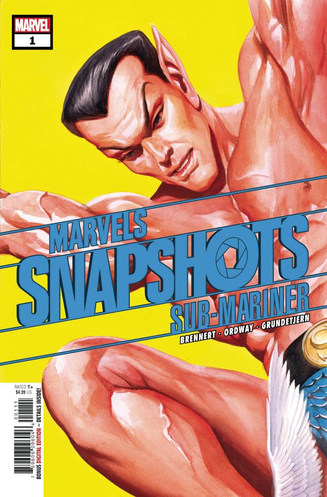 Marvels Snapshot: Sub-Mariner
