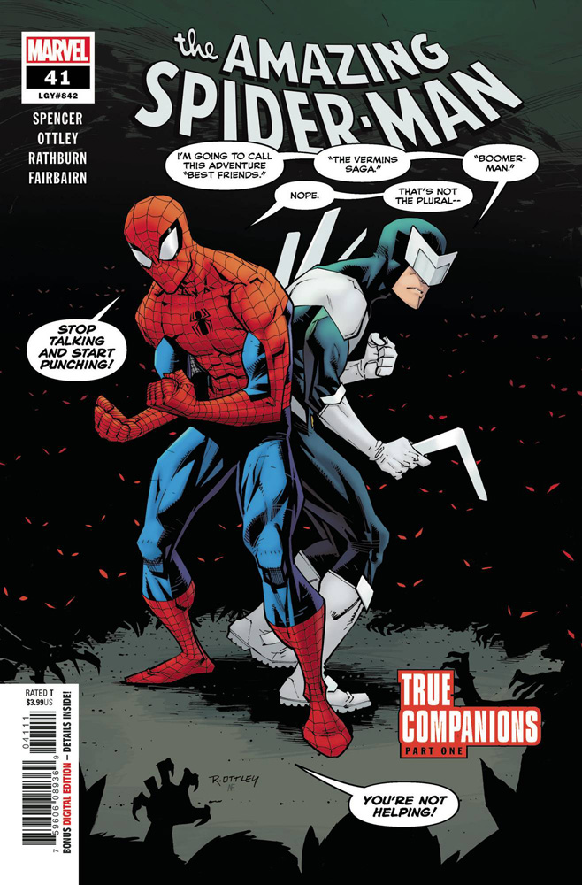 Image: Amazing Spider-Man #41  [2020] - Marvel Comics