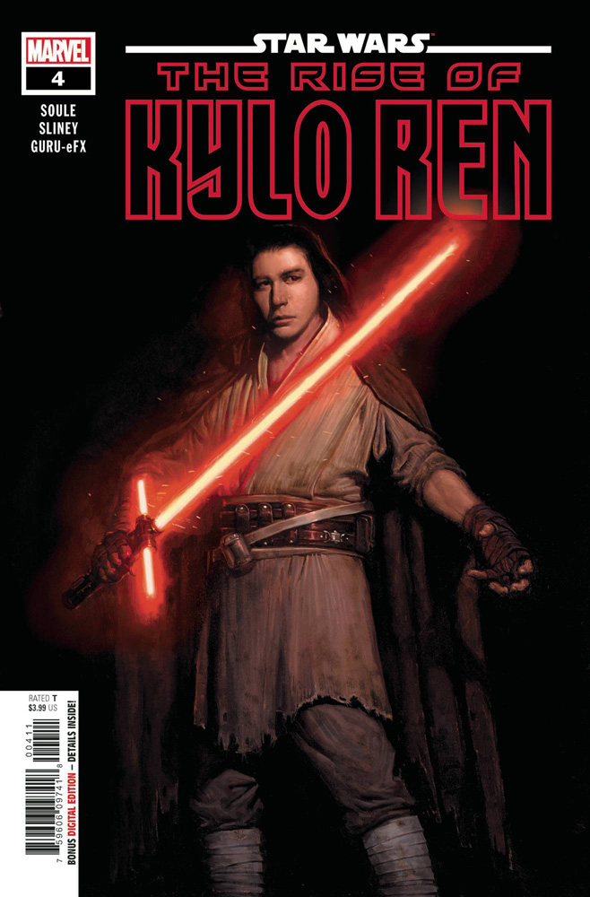 Image: Star Wars: The Rise of Kylo Ren #4  [2020] - Marvel Comics