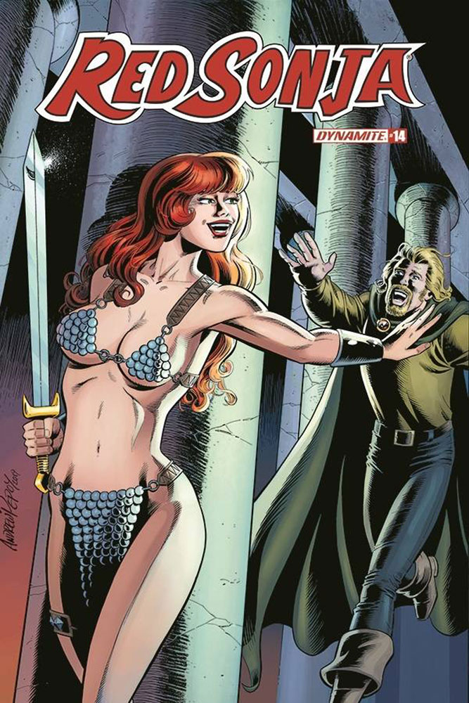 Image: Red Sonja Vol. 05 #14 (incentive 1:10 cover - Pepoy)  [2020] - Dynamite