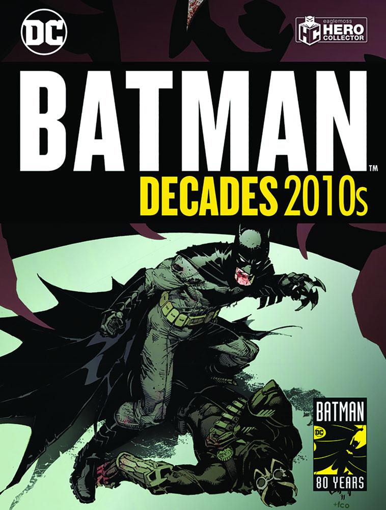 Batman Decades #8 (2010s Batman) - Eaglemoss Publications Ltd
