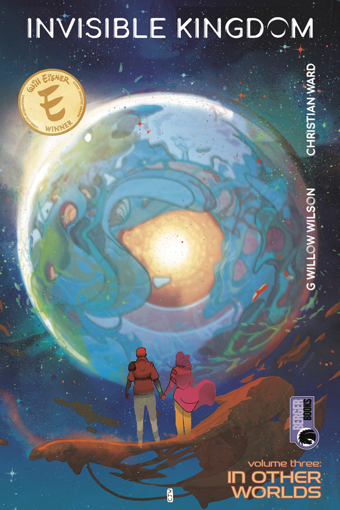 Image: Invisible Kingdom Vol. 03: In Other Worlds SC  - Dark Horse Comics