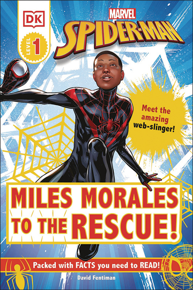 Image: Marvel Spider-Man: Miles Morales to the Rescue SC  - DK Publishing Co