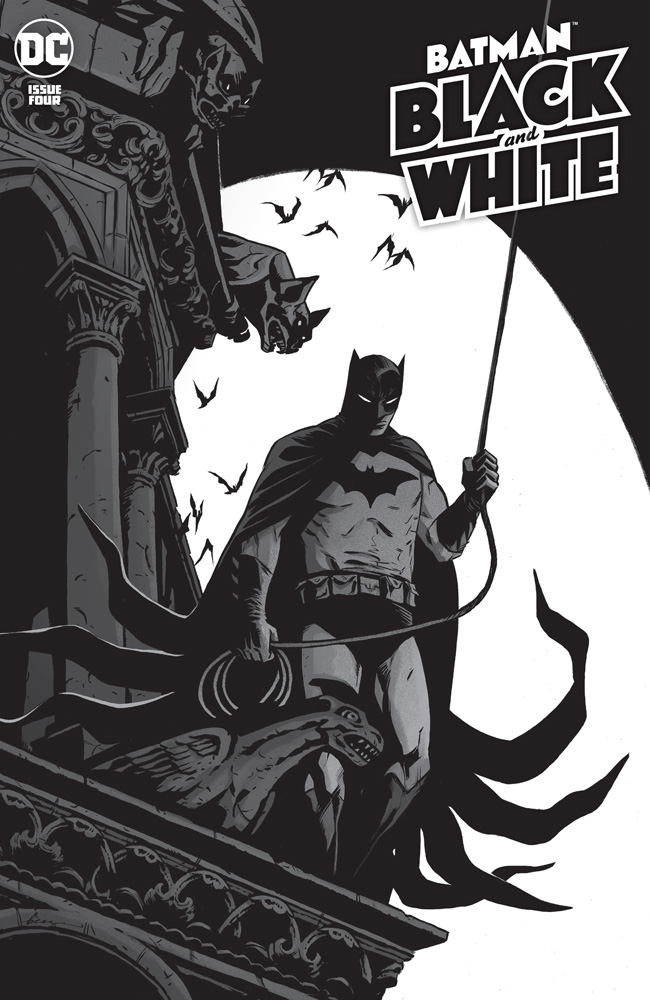 Image: Batman: Black & White #4 - DC Comics
