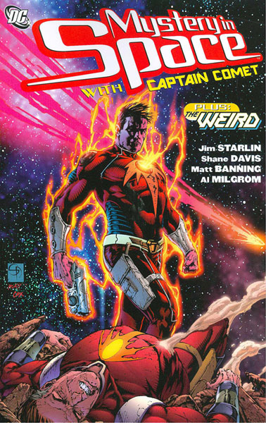Image: Mystery in Space Vol. 01 SC  - DC Comics