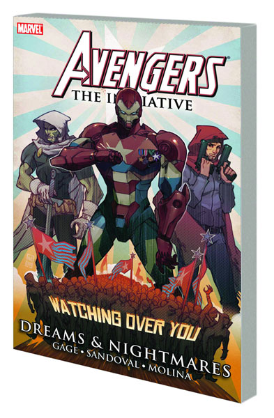 Image: Avengers Initiative: Dreams and Nightmares SC  - Marvel Comics