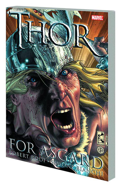 Image: Thor: For Asgard SC  - Marvel Comics