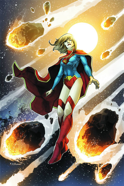Image: Supergirl Vol. 01: Last Daughter of Krypton SC  - DC Comics