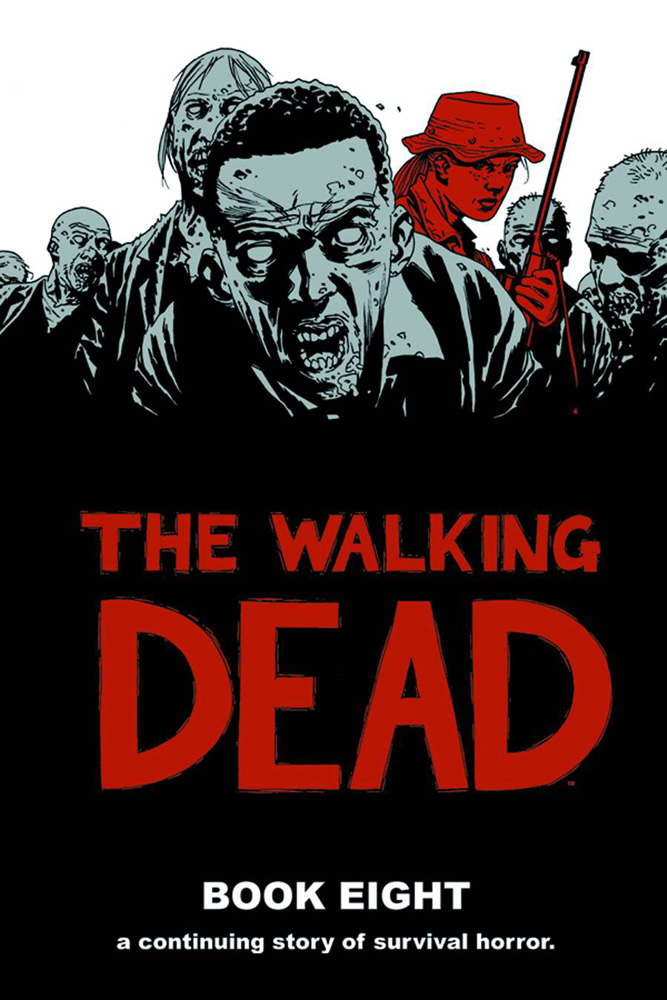 Image: Walking Dead Vol. 08 HC  - Image Comics
