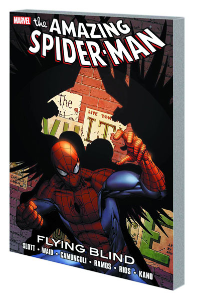 Image: Spider-Man: Flying Blind SC  - Marvel Comics