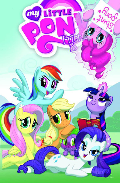 Image: My Little Pony: Friendship Is Magic Vol. 02 SC  - IDW Publishing