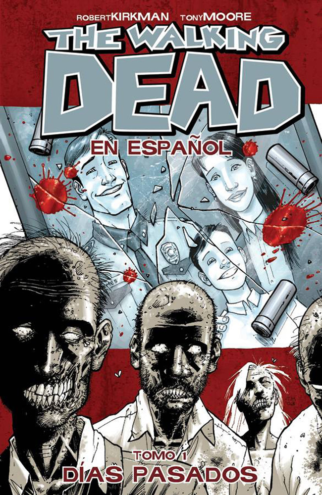 Image: Walking Dead Spanish Language ed. Vol. 01 SC  - Image Comics