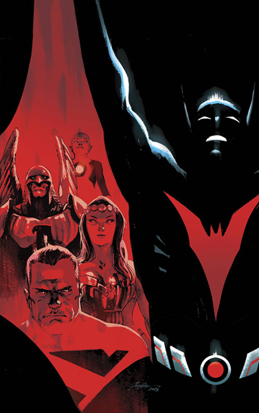 Image: Justice League Beyond: Power Struggle SC  - DC Comics