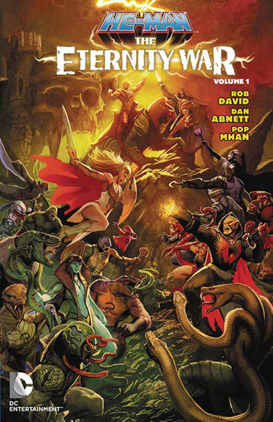 Image: He Man: The Eternity War Vol. 01 SC  - DC Comics