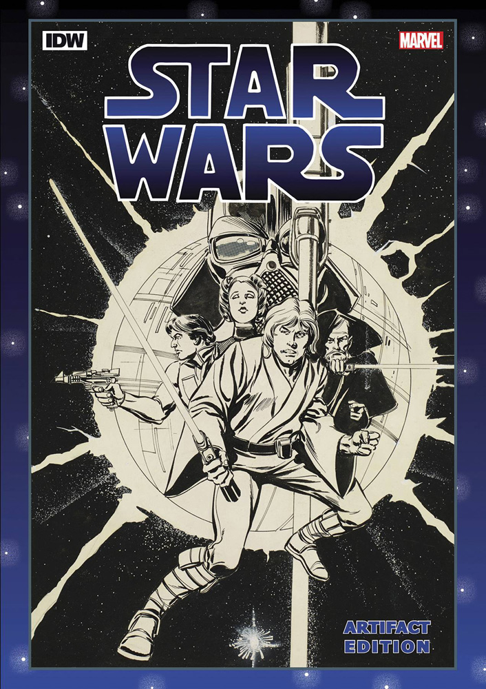 Image: Star Wars Artifact Edition HC  - IDW Publishing