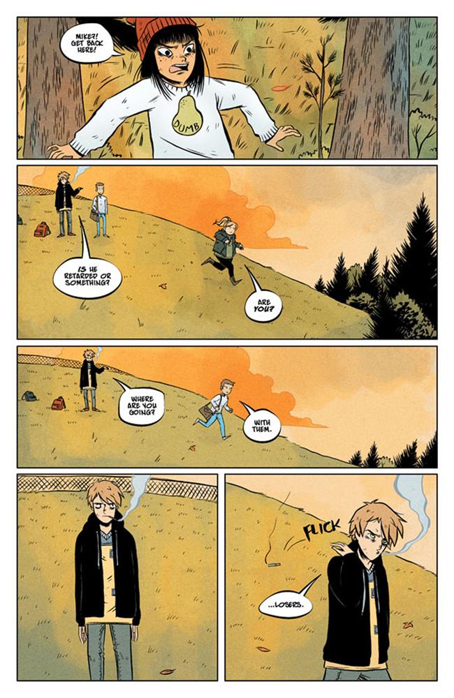 Plutona #1 - Image Comics