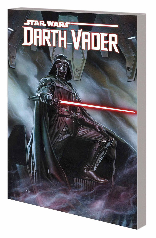 Image: Star Wars: Darth Vader Vol. 01 - Vader SC  - Marvel Comics