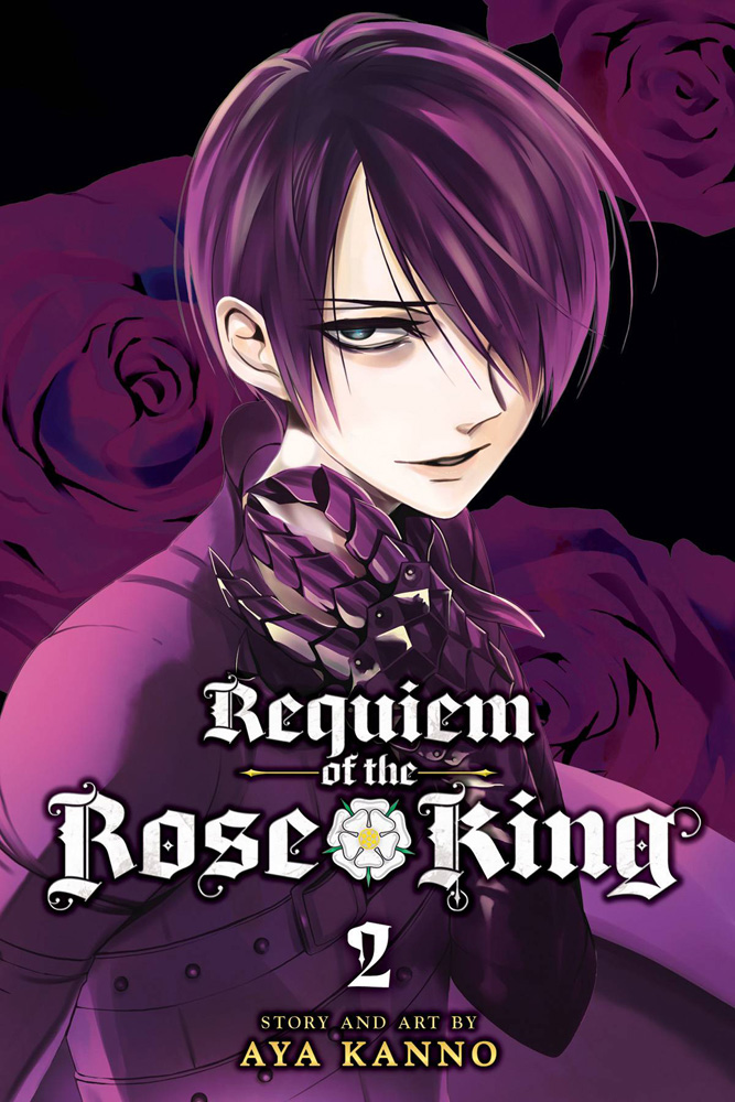 Image: Requiem of the Rose King Vol. 02 SC  - Viz Media LLC