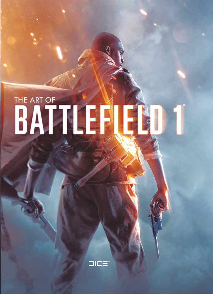 Image: Art of Battlefield 1 HC  - Dark Horse Comics