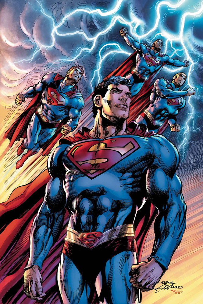 Image: Superman: The Coming of the Supermen HC  - DC Comics