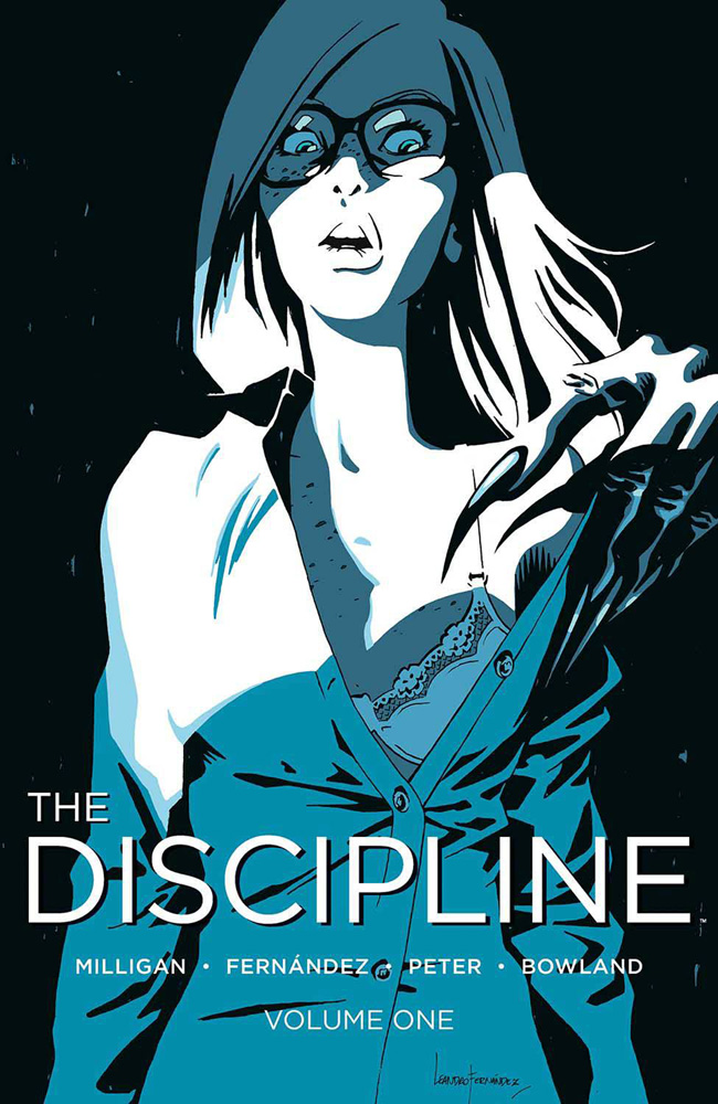 Image: Discipline Vol. 01: The Seduction SC  - Image Comics