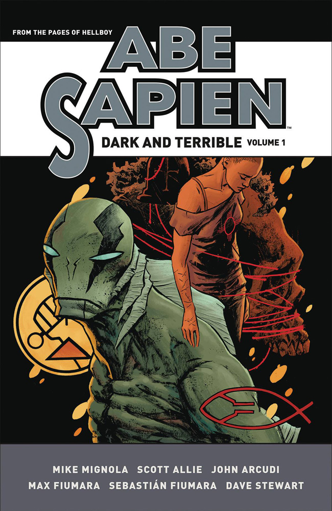Image: Abe Sapien: Dark and Terrible Vol. 01 HC  - Dark Horse Comics