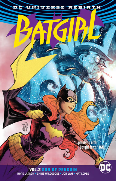 Image: Batgirl Vol. 02: Son of Penguin SC  - DC Comics