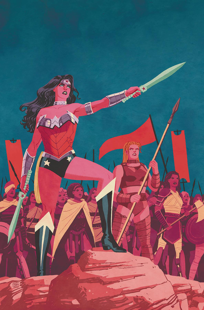Image: Absolute Wonder Woman by Brian Azzarello and Cliff Chiang Vol. 02 HC  - DC Comics