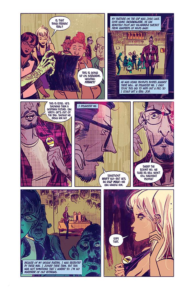 Retcon #1  [2017] - Image Comics