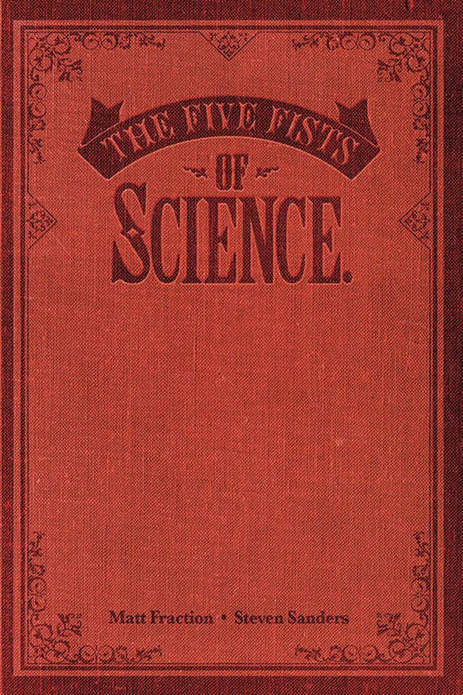 Image: Five Fists of Science SC  (new edition) - Image Comics