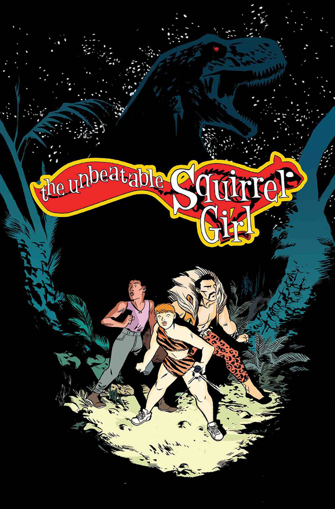 Image: Unbeatable Squirrel Girl #24  [2017] - Marvel Comics