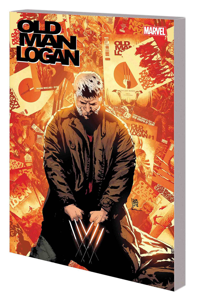 Image: Wolverine: Old Man Logan Vol. 05 - Past Lives SC  - Marvel Comics