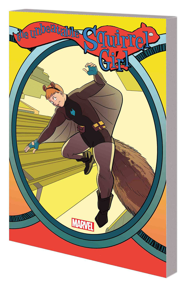 Image: Unbeatable Squirrel Girl Vol. 06: Who Run the World? Squirrels SC  - Marvel Comics