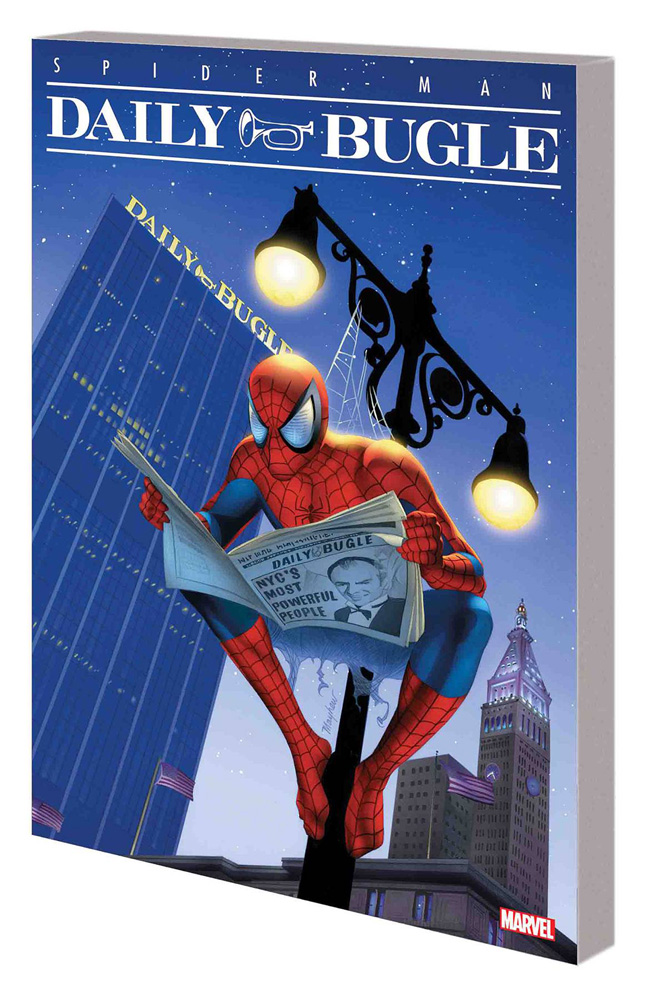 Image: Spider-Man: The Daily Bugle SC  - Marvel Comics