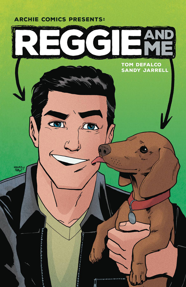 Image: Reggie and Me SC  - Archie Comic Publications