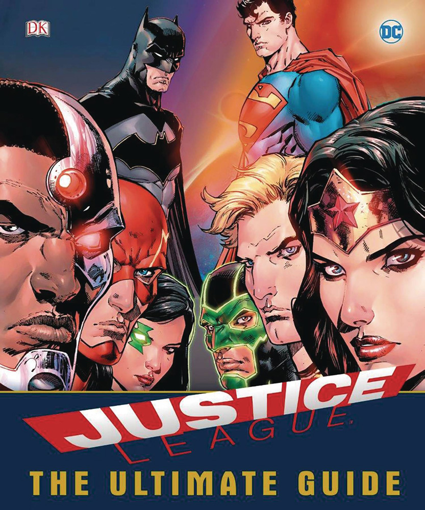 Image: Justice League: The Ultimate Guide HC  - DK Publishing Co