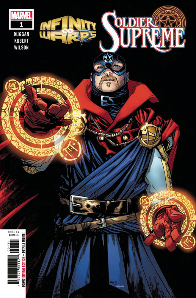 Image: Infinity Wars: Soldier Supreme #1  [2018] - Marvel Comics