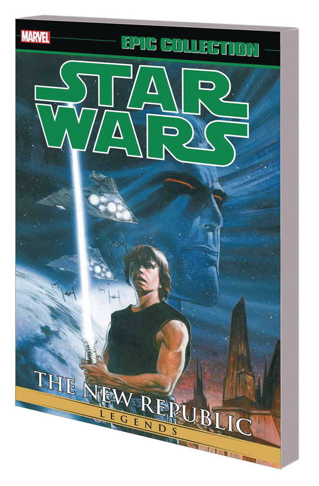 Image: Star Wars Legends Epic Collection: The New Republic Vol. 04 SC  - Marvel Comics