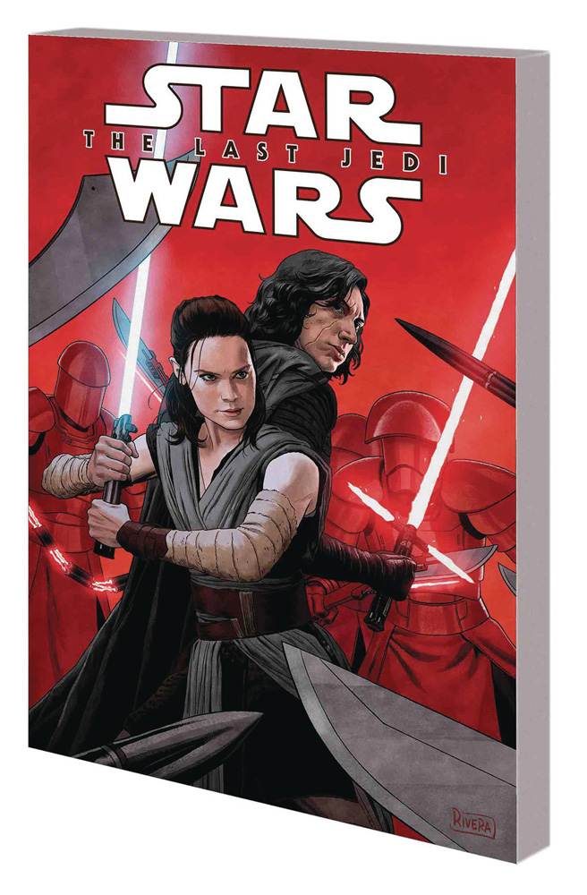 Image: Star Wars: The Last Jedi Adaptation SC  - Marvel Comics