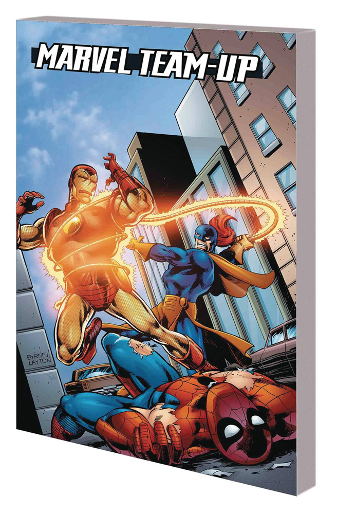 Image: Spider-Man / Iron Man: Marvel Team-Up SC  - Marvel Comics