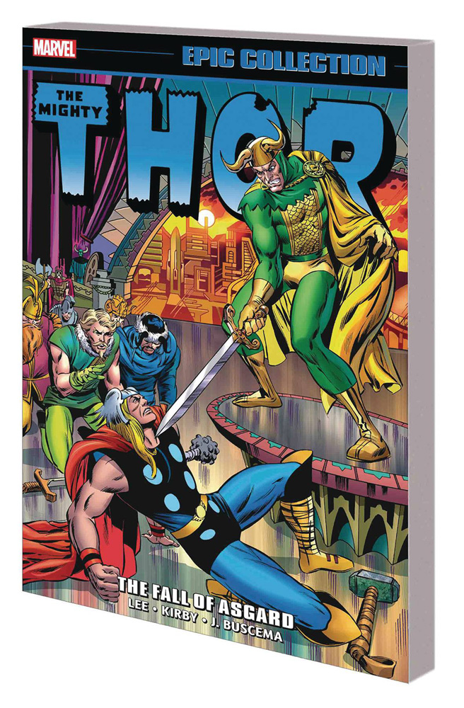 Image: Thor Epic Collection: The Fall of Asgard SC  - Marvel Comics