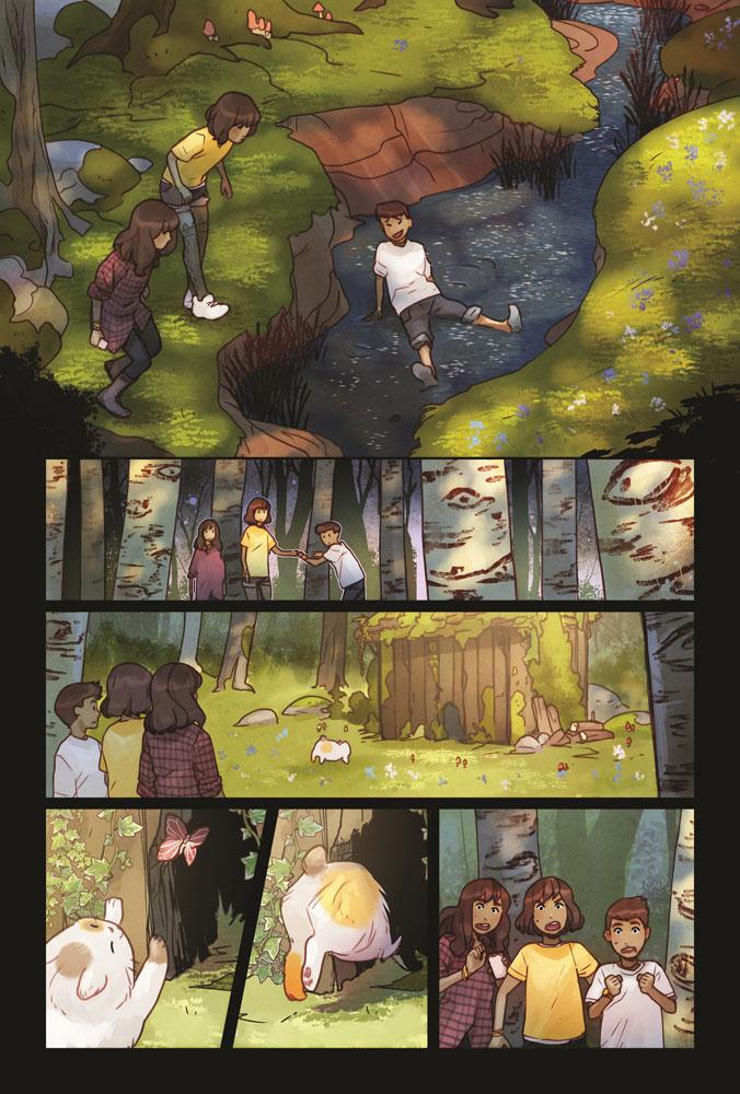 Pandora's Legacy Vol. 01 SC  - Boom! Studios