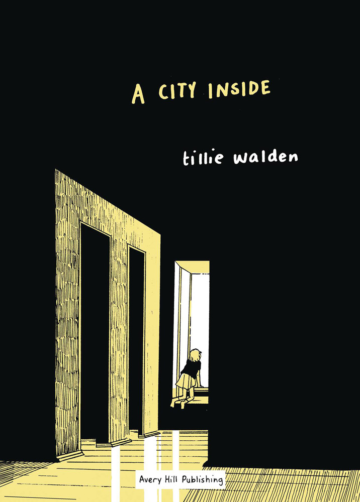Image: City Inside HC  - Avery Hill Publishing