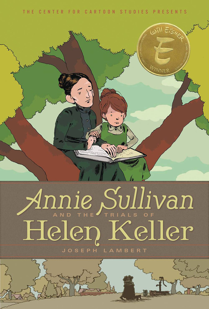 Image: Annie Sullivan and the Trials of Helen Keller SC  - Disney - Hyperion
