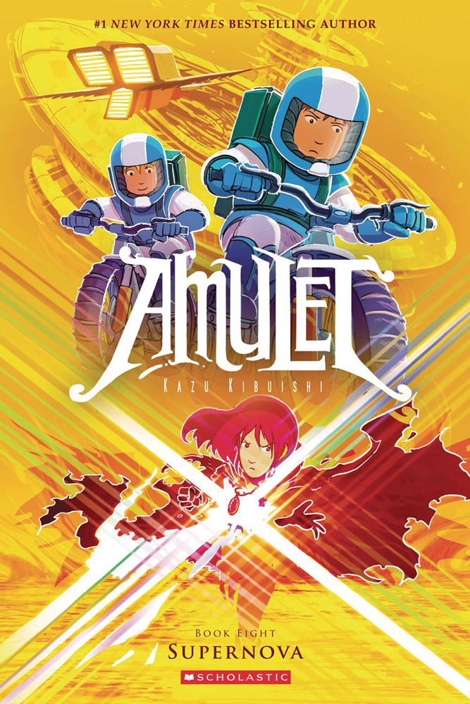 Amulet Vol. 8: Supernova