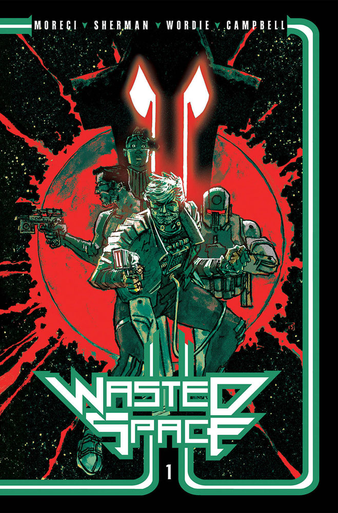 Image: Wasted Space SC  - Vault Comics