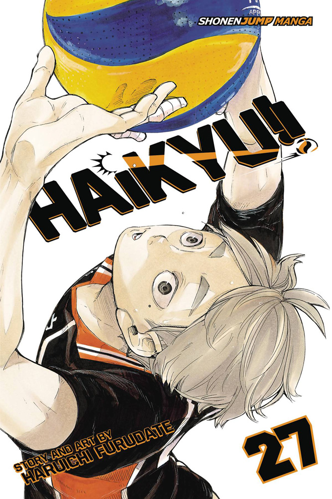 Image: Haikyu!! Vol. 27 SC  - Viz Media LLC
