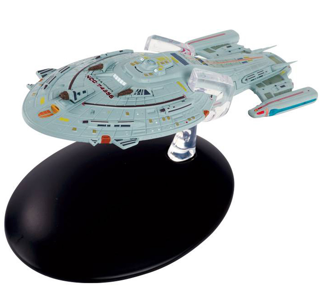 Image: Star Trek Official Starships Collection: Warship Voyager #132 - Eaglemoss Publications Ltd