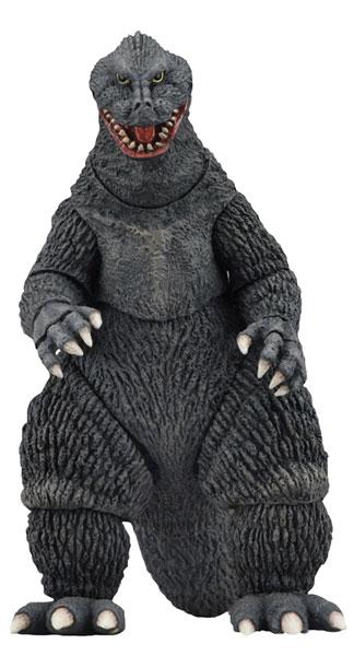 Godzilla Action Figure: King Kong vs. Godzilla  (Godzilla 1962) - Neca